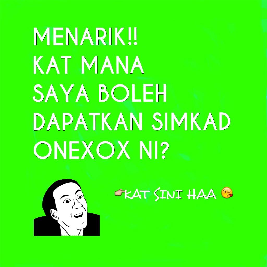 Senarai Pengedar Sah Onexox Di Malaysia